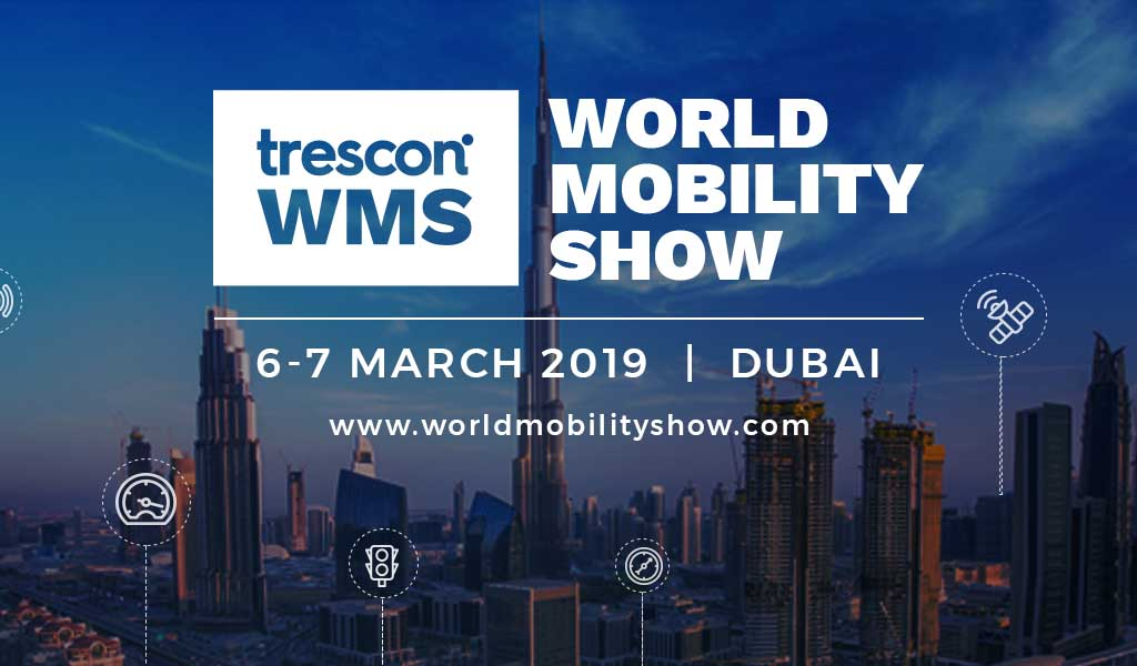 World Mobility Show   An event by Trescon